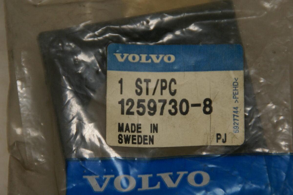 DSC00834 Volvo 200 raampje voor klok 52 mm