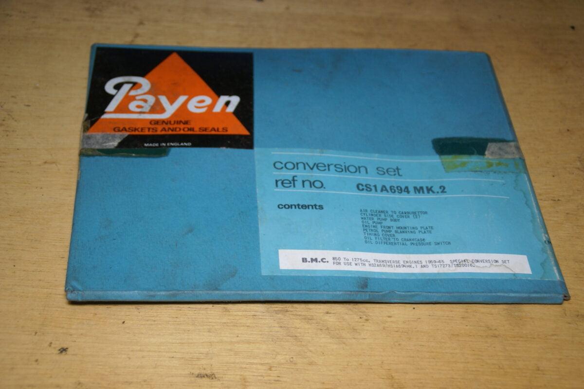 DSC01008 Mini 850 Payen pakkingset CS1A694 MK2 NOS
