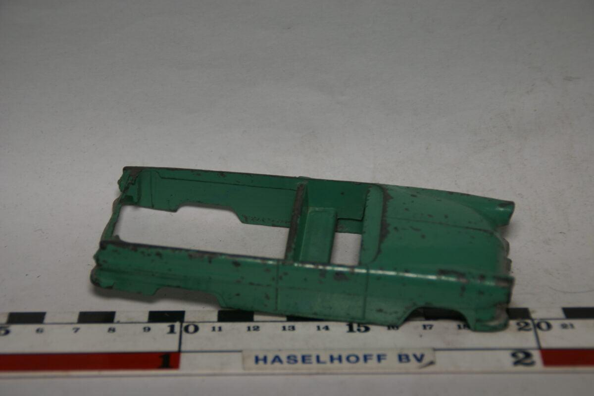 DSC07719 miniatuur Ford groen ca 1op43 Solido nr 458B