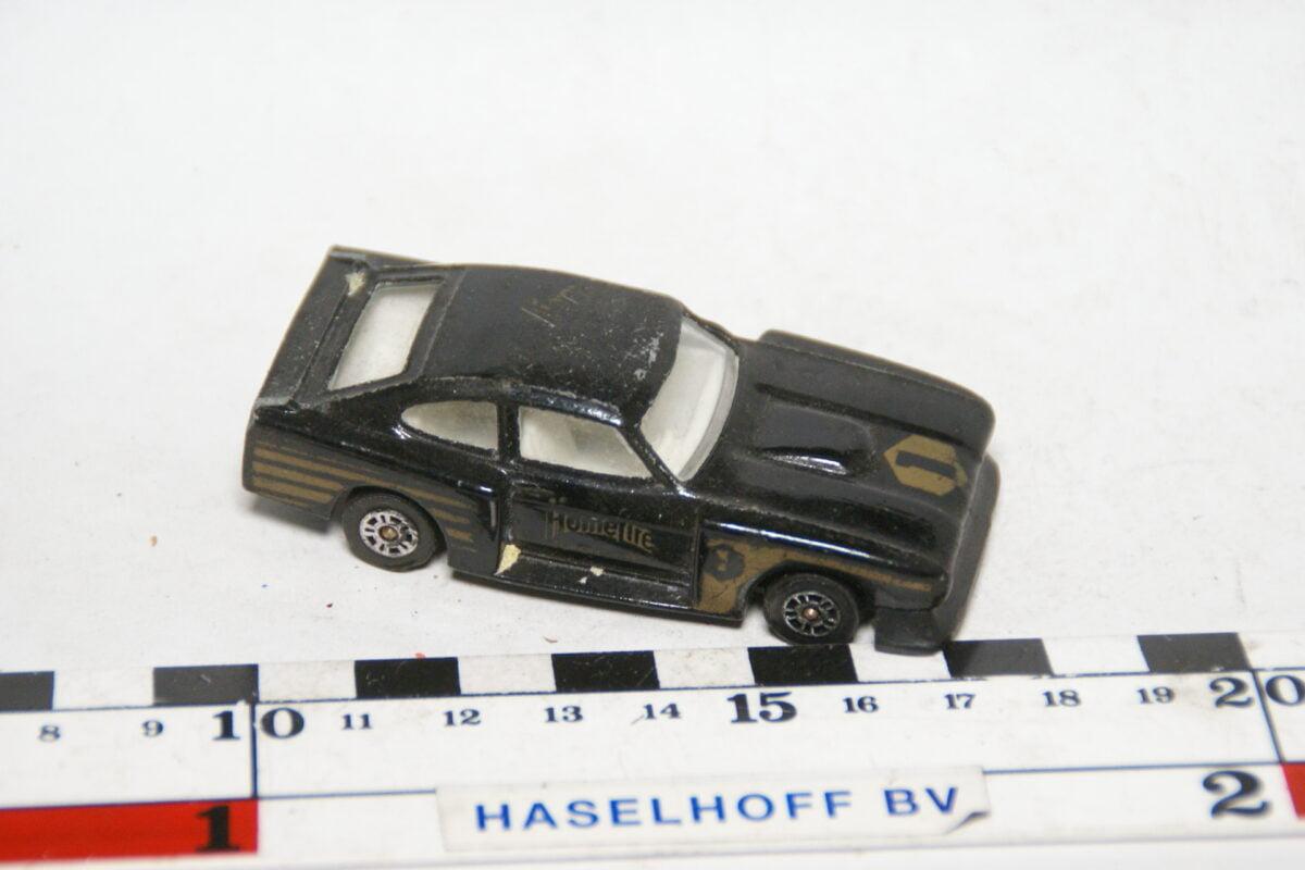 DSC07872 miniatuur Ford Capri zwart ca 1op70 Corgi