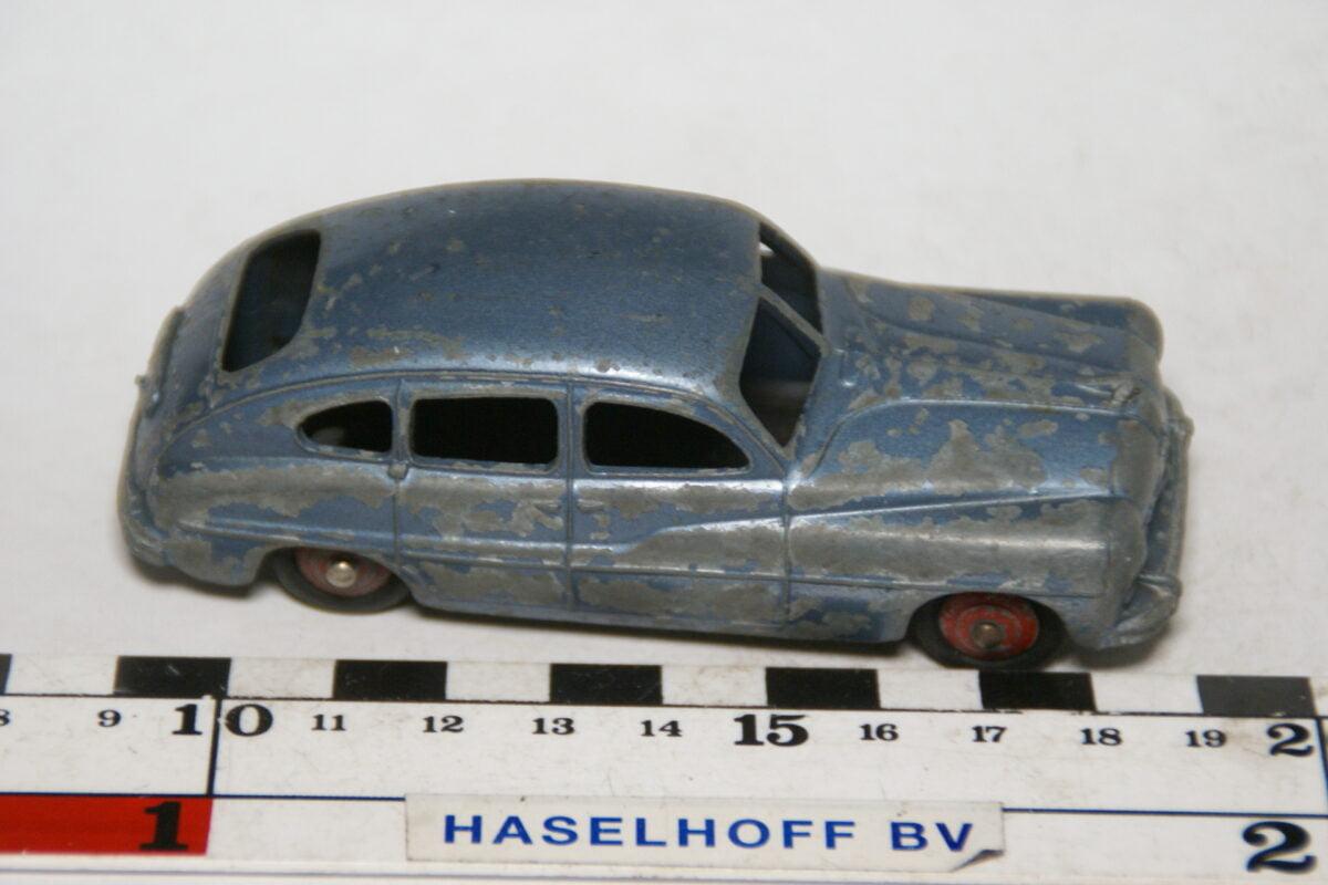 DSC07898miniatuur Ford Vedette blauw1op43 Dinky Toys