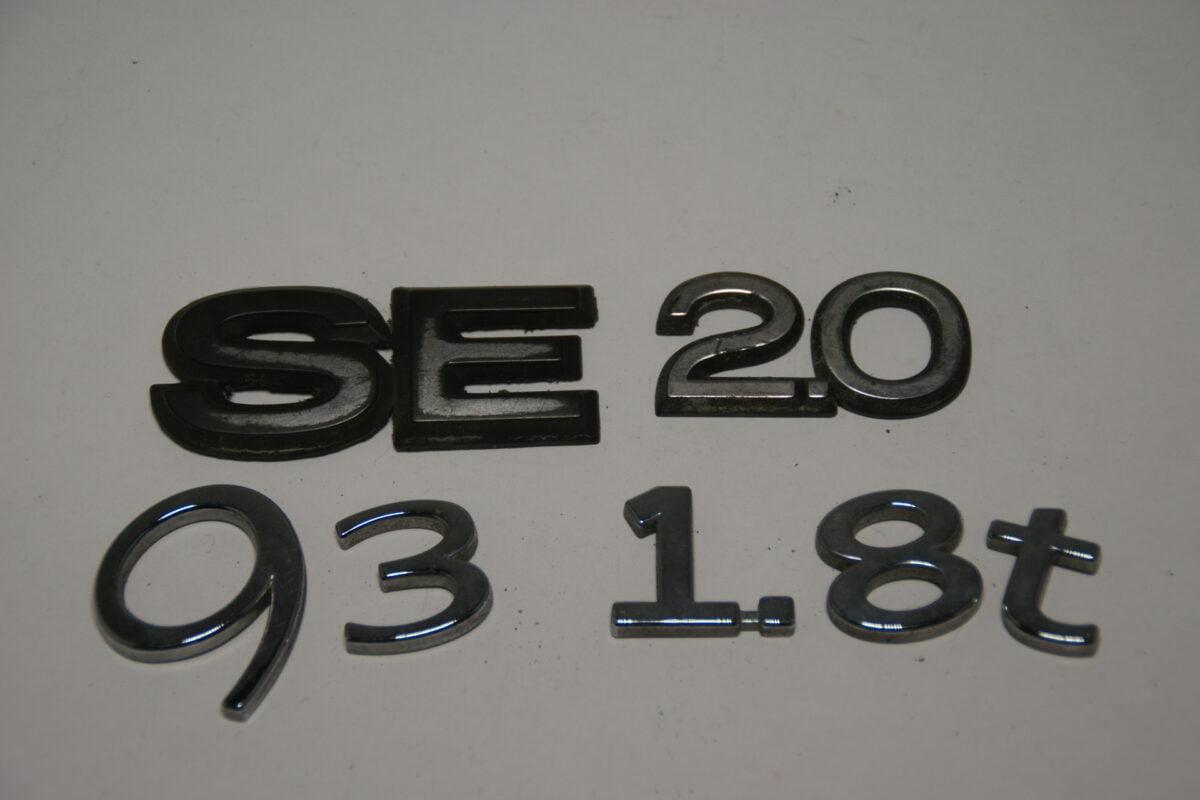 DSC01192 Saab 93 1.8t embleem