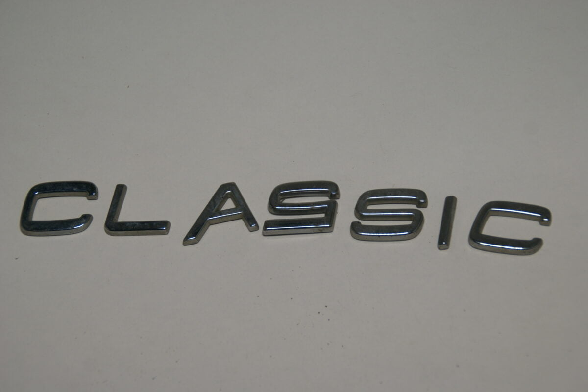 DSC01194 Volvo classic embleem
