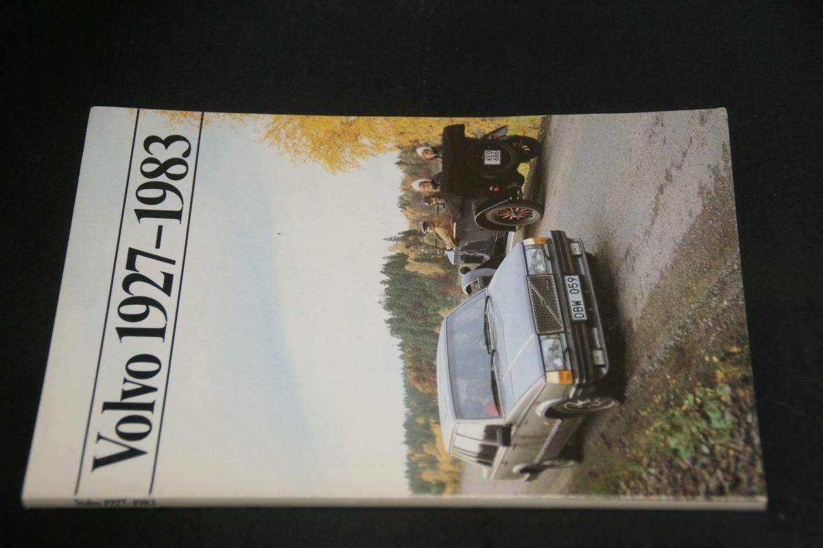 DSC01276 boek Volvo 1927-1983