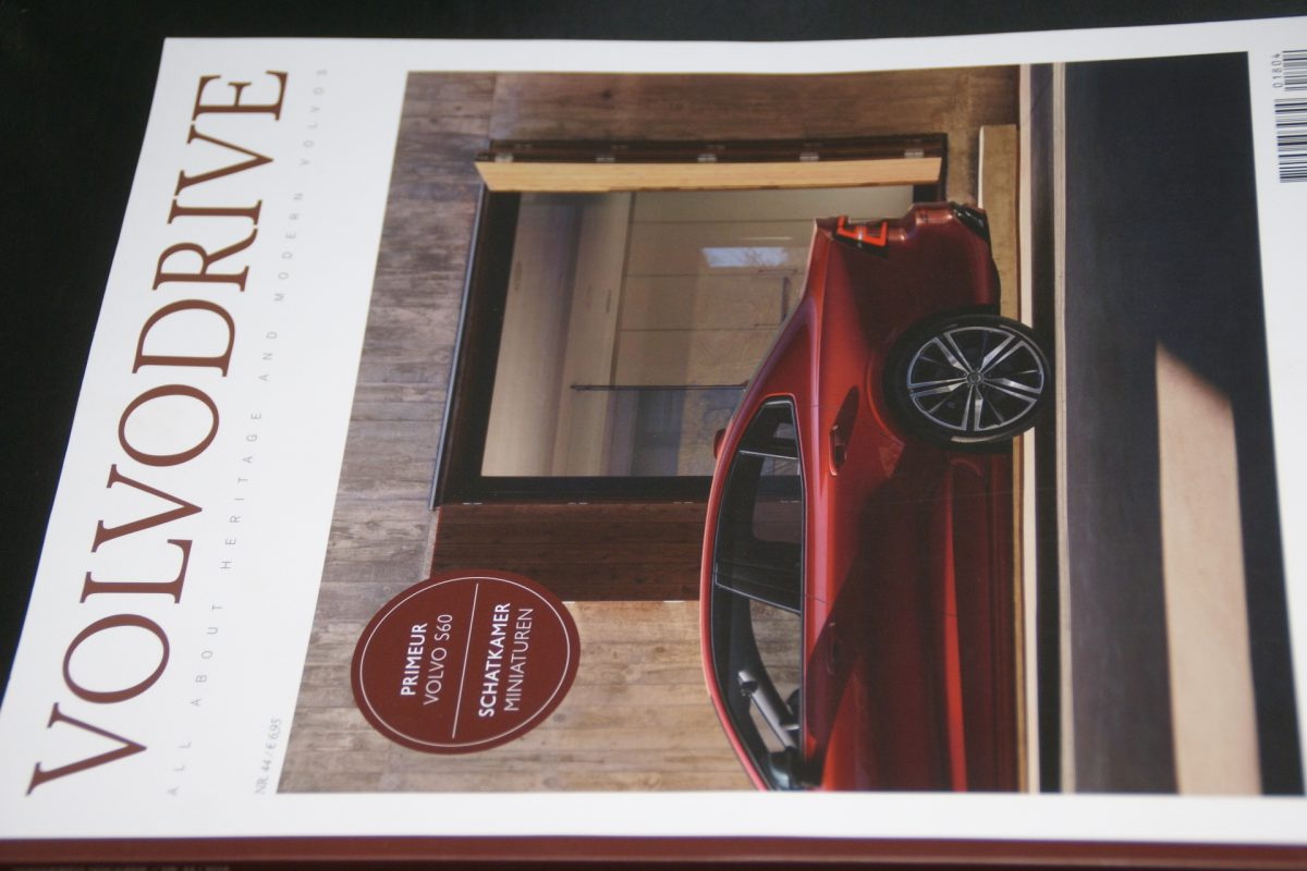 DSC01300 tijdschrift Volvodrive nr 44