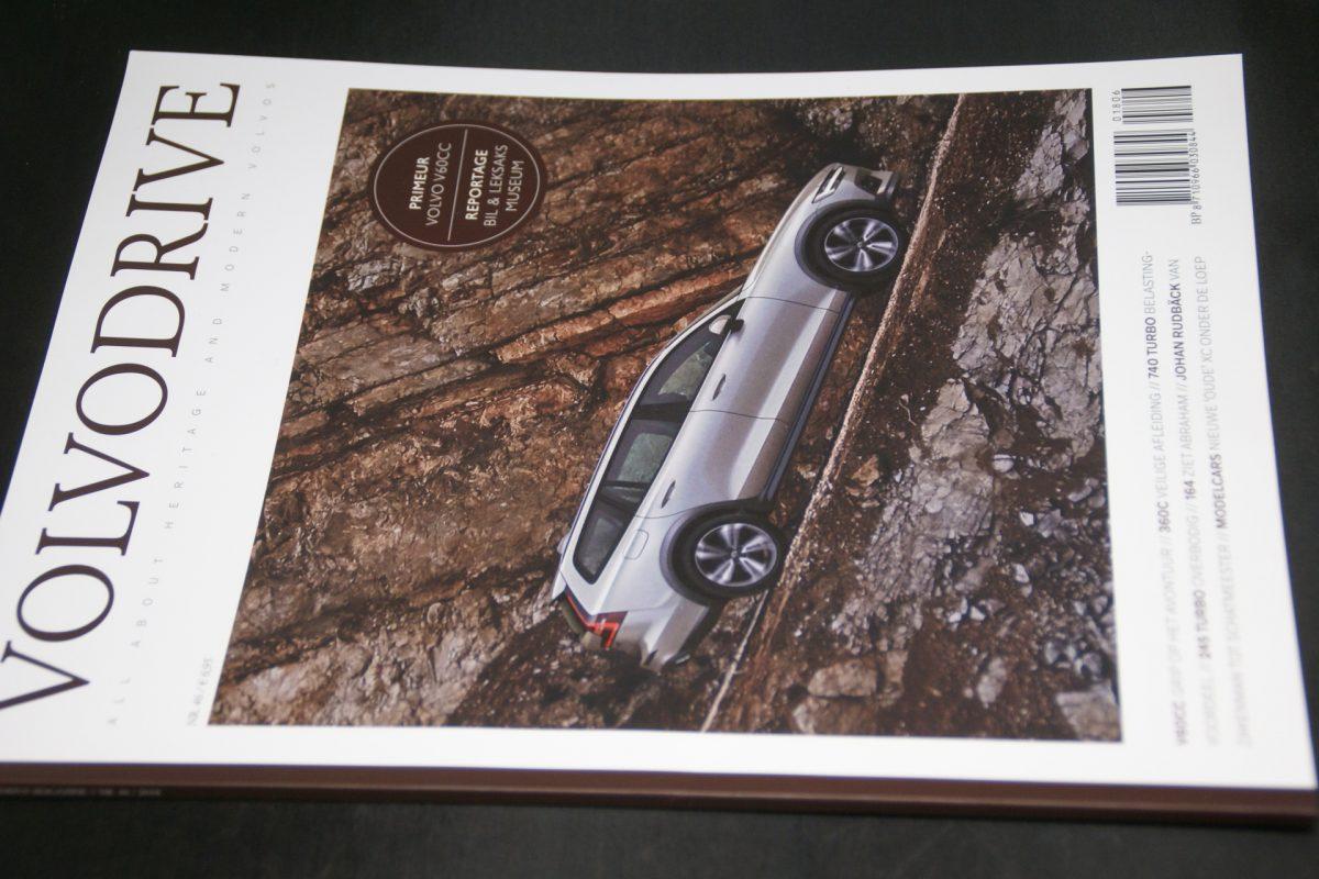 DSC01306 tijdschrift Volvodrive nr 46