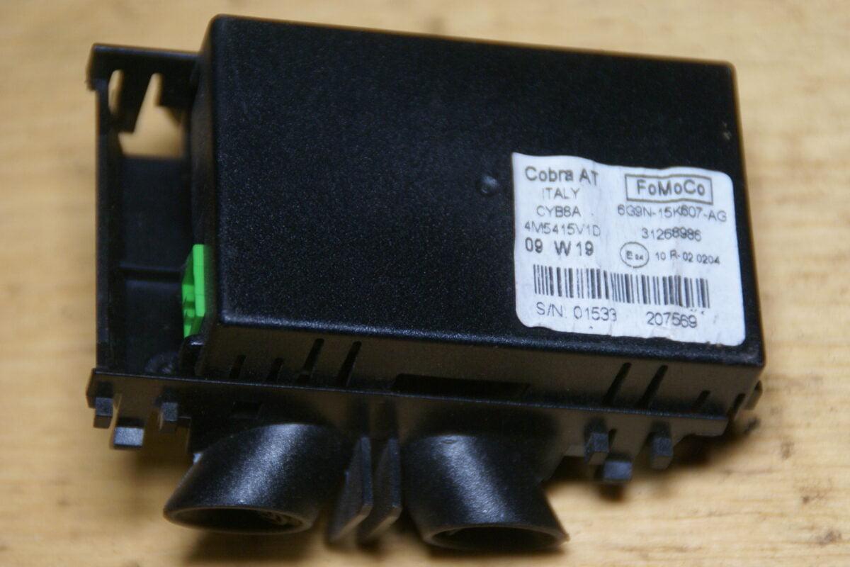 DSC01642 Volvo XC60 binnenverlichting achgter 31268986