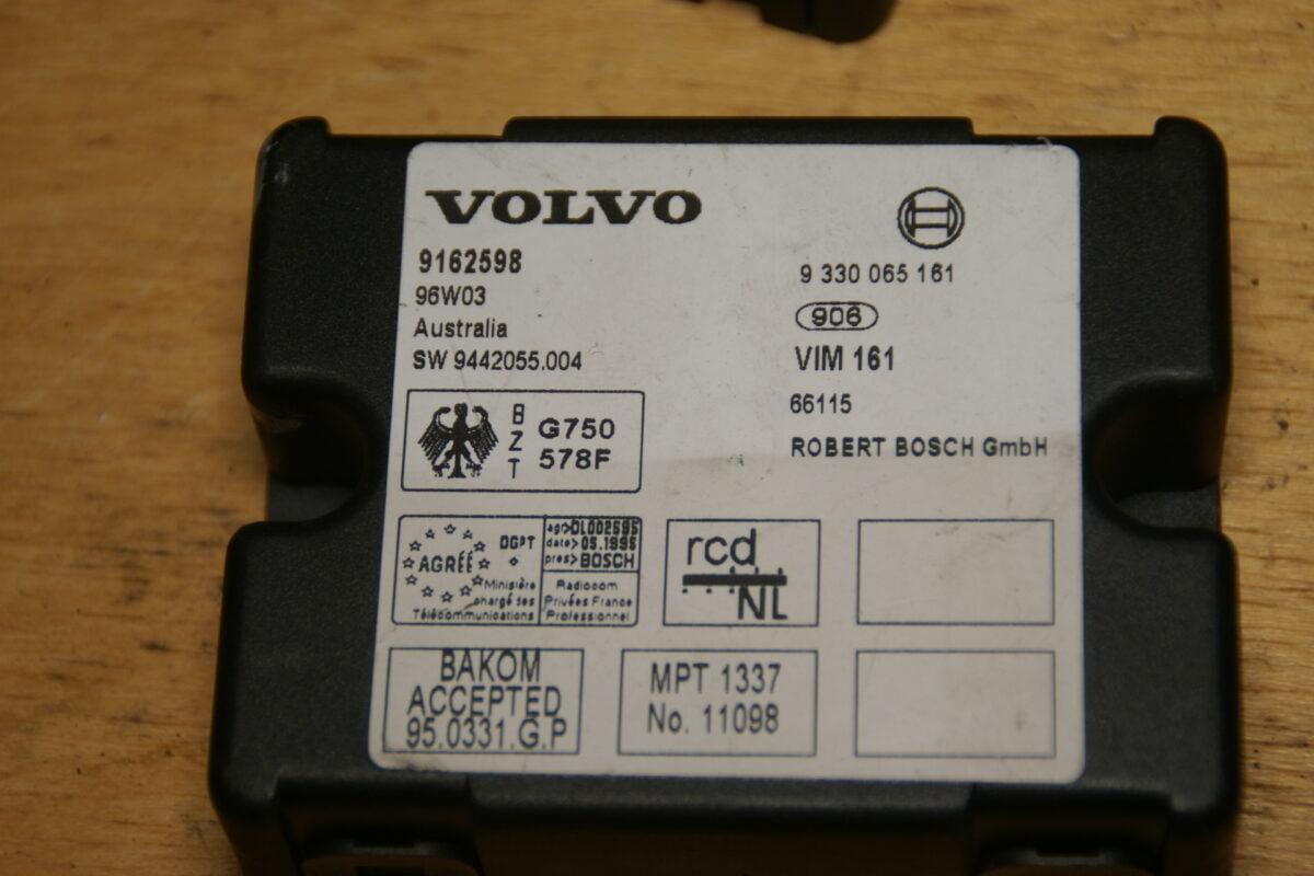 DSC01652 BOSCH Volvo 700 900 850 SV70 ECU immobilizer  9162598