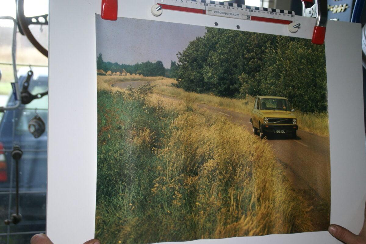 DSC02211 Volvo 66 geel poster 1287-76