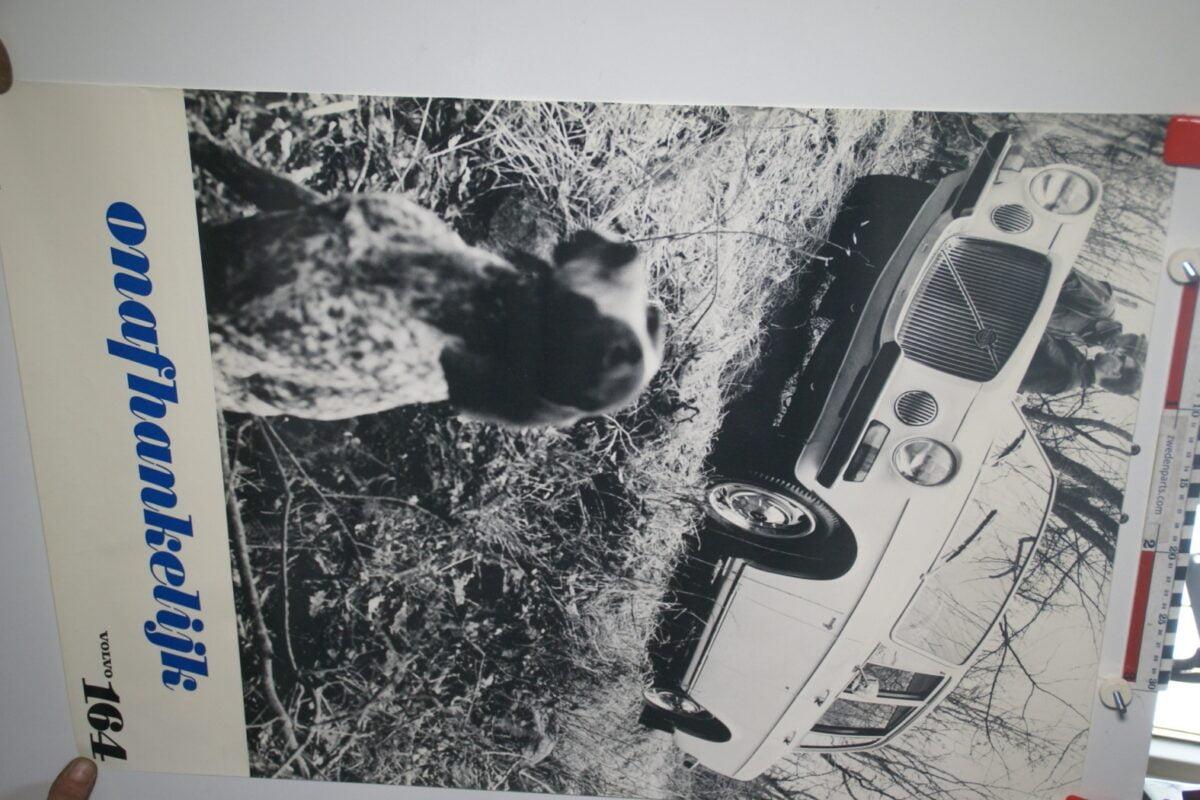 DSC02230 Volvo 164 wit poster 3644