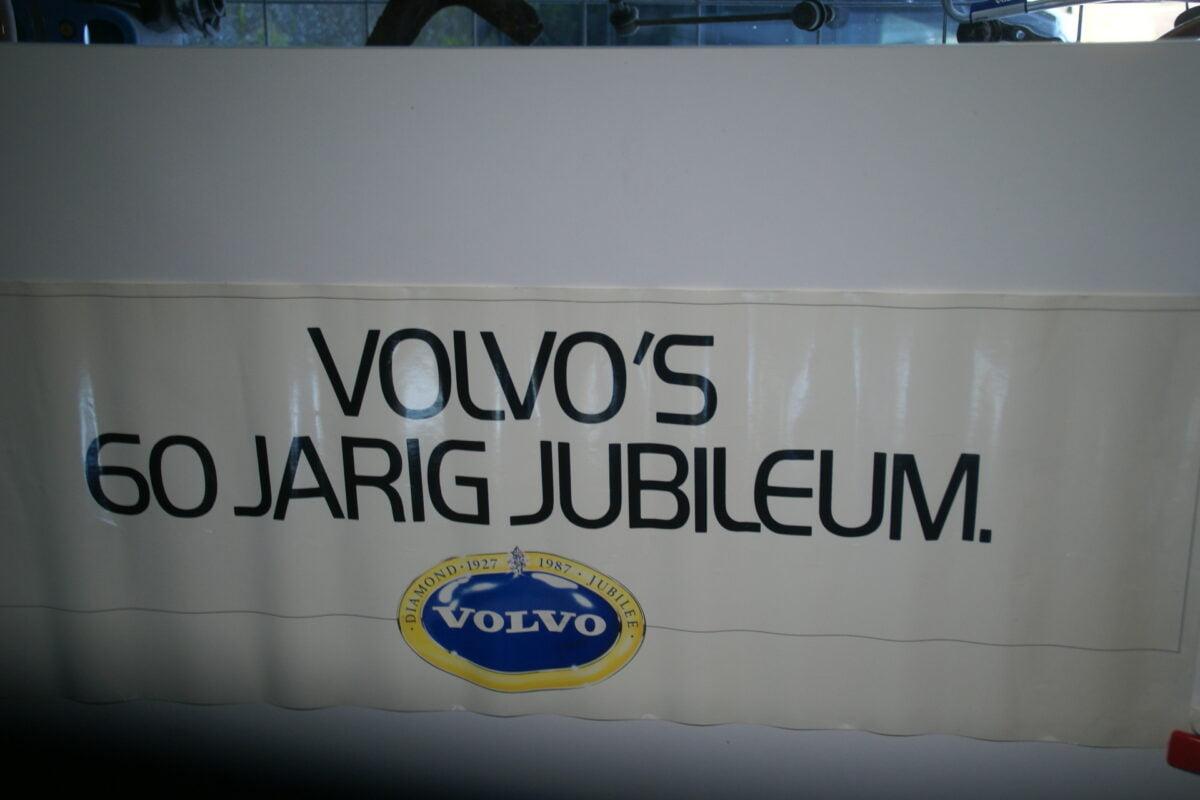 DSC02332 Volvo 60m  jaar jubileum poster