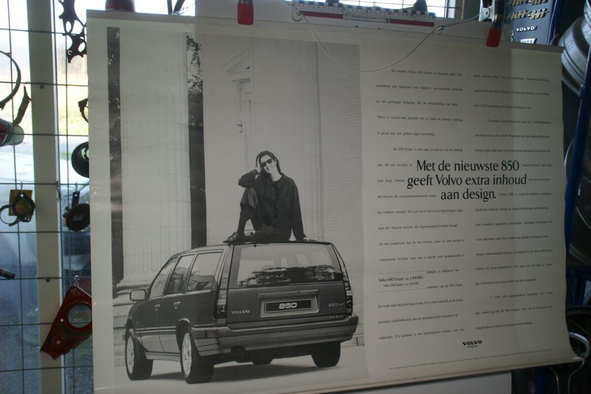DSC02349 Volvo 855 poster