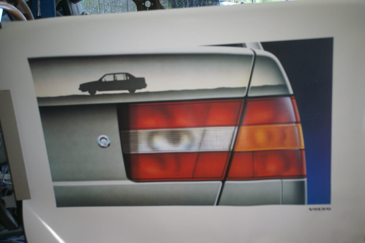 DSC02351 Volvo 940 sedan poster MSPV 4393