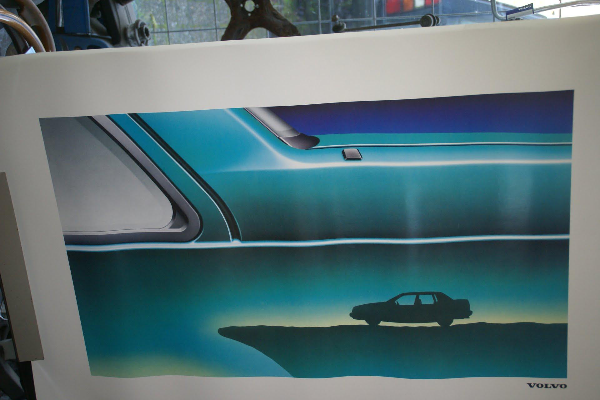 DSC02355 Volvo 460 poster MSPV 4390
