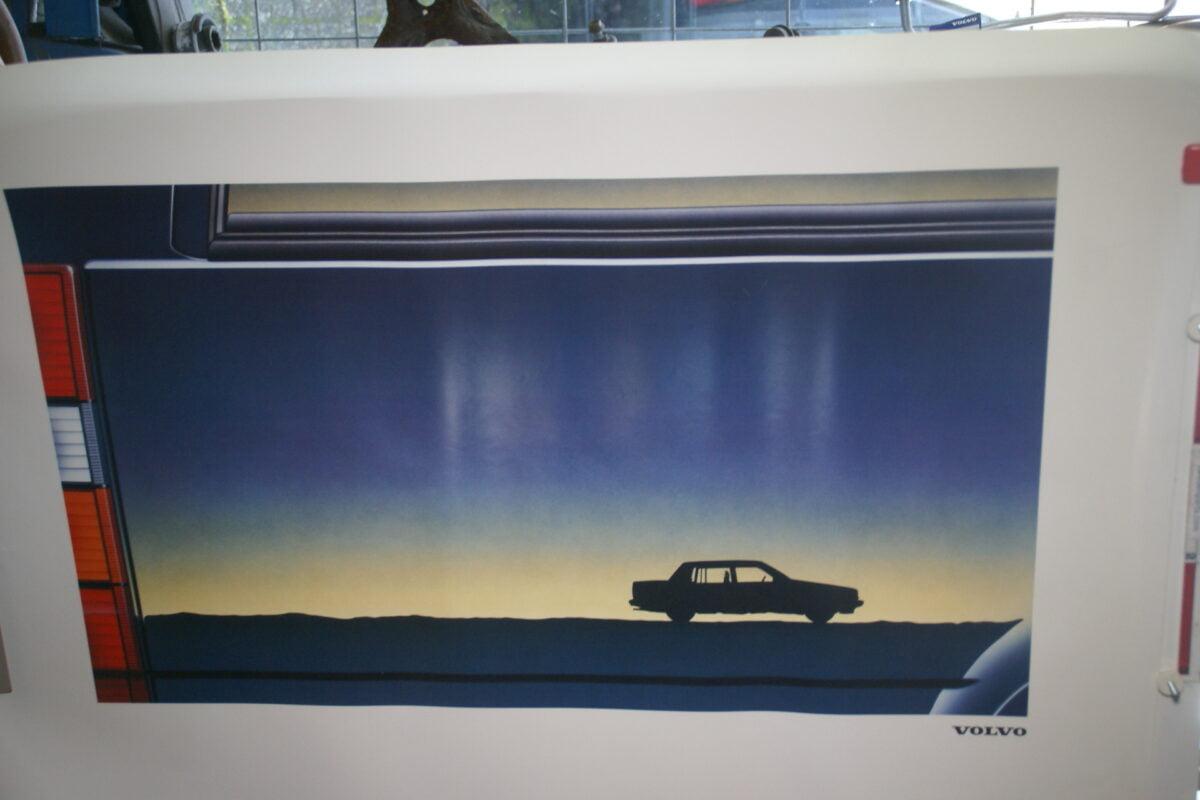 DSC02361 Volvo 740 poster MSPV 4392