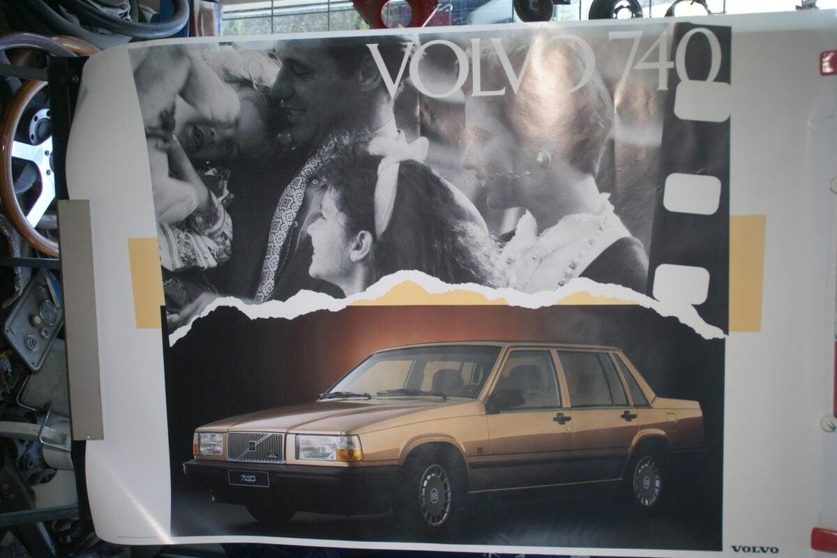DSC02365 Volvo 740 poster MSPV 4382