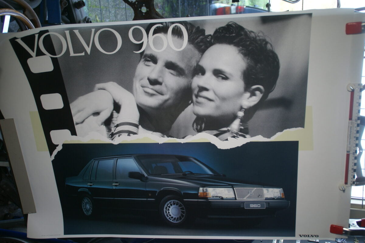 DSC02377 Volvo 960 poster MSPV 4384