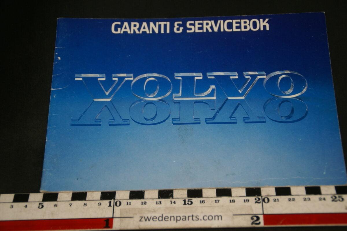 DSC02414 Volvo serviceboekje VB.E949