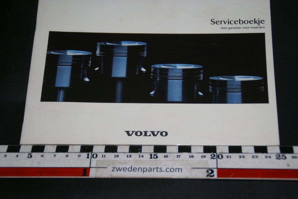 DSC02441 1991 Volvo serviceboekje TP86156.1