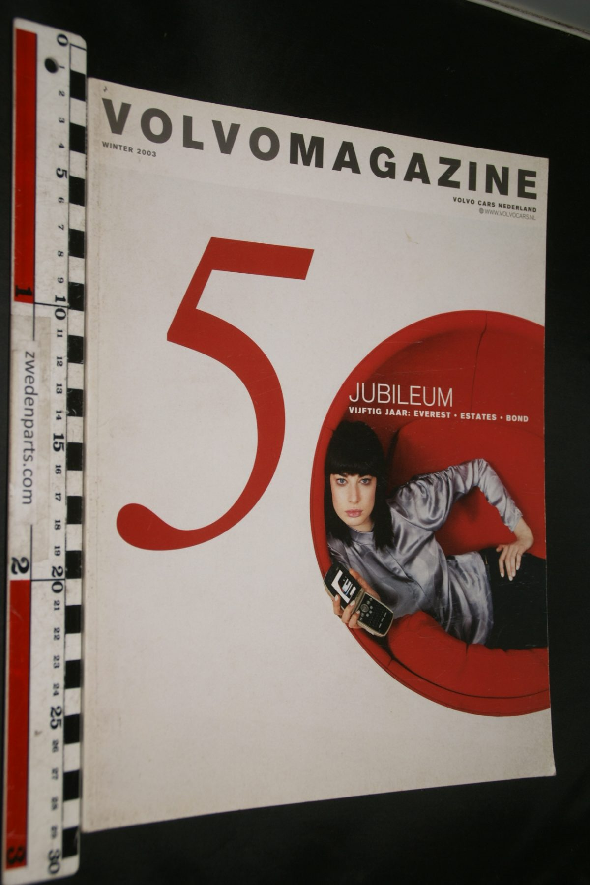 DSC02454 2003 winter Volvomagazine tijdschrift