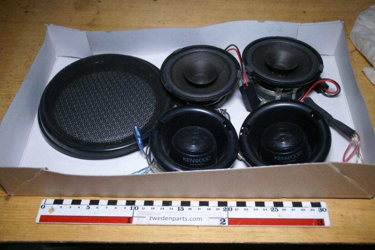 DSC02526 Kenwood luidsprekerset 4 stuks goede staat