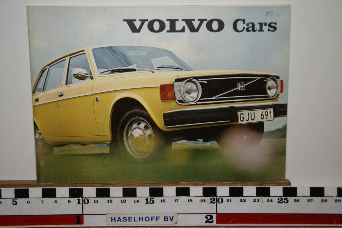 DSC02481 1974 boekje Volvo Cars