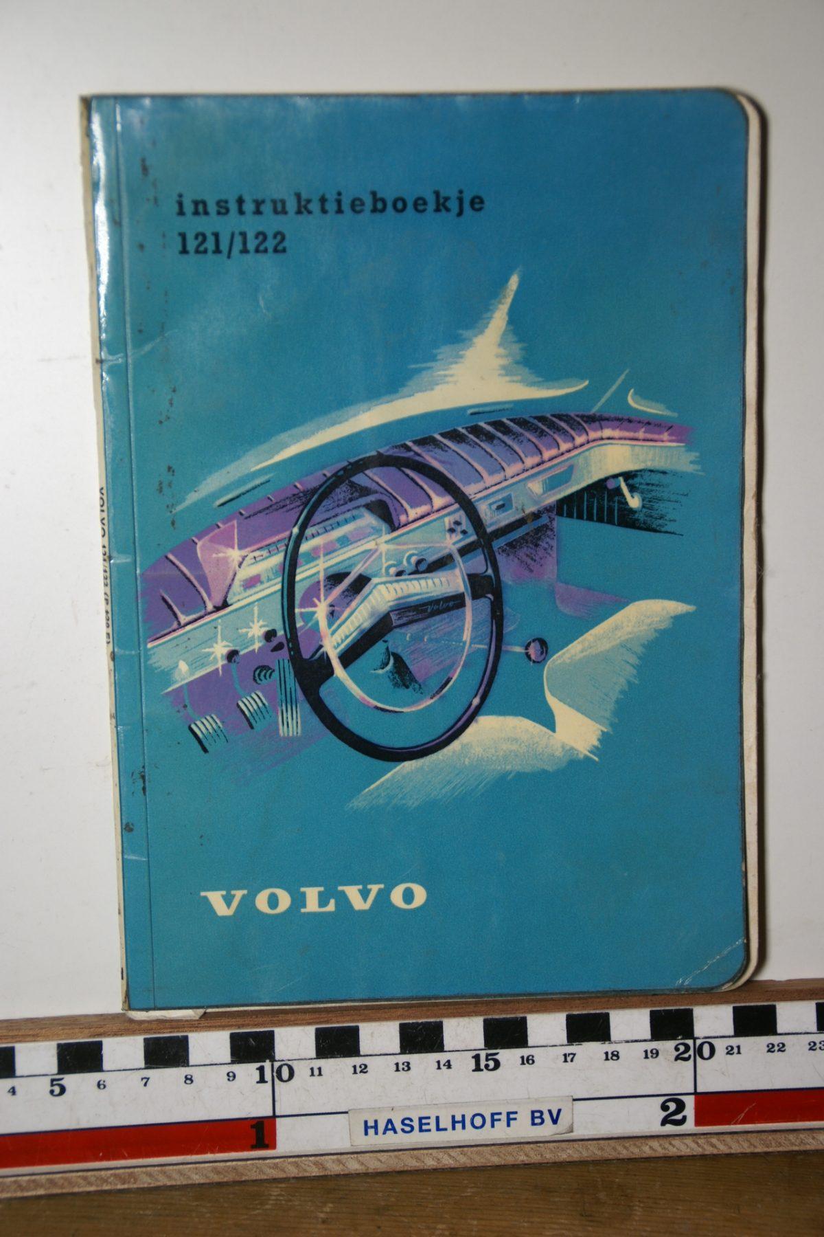 DSC02507 1961 instructieboekje Volvo Amazon TP19.2 1 van 1500