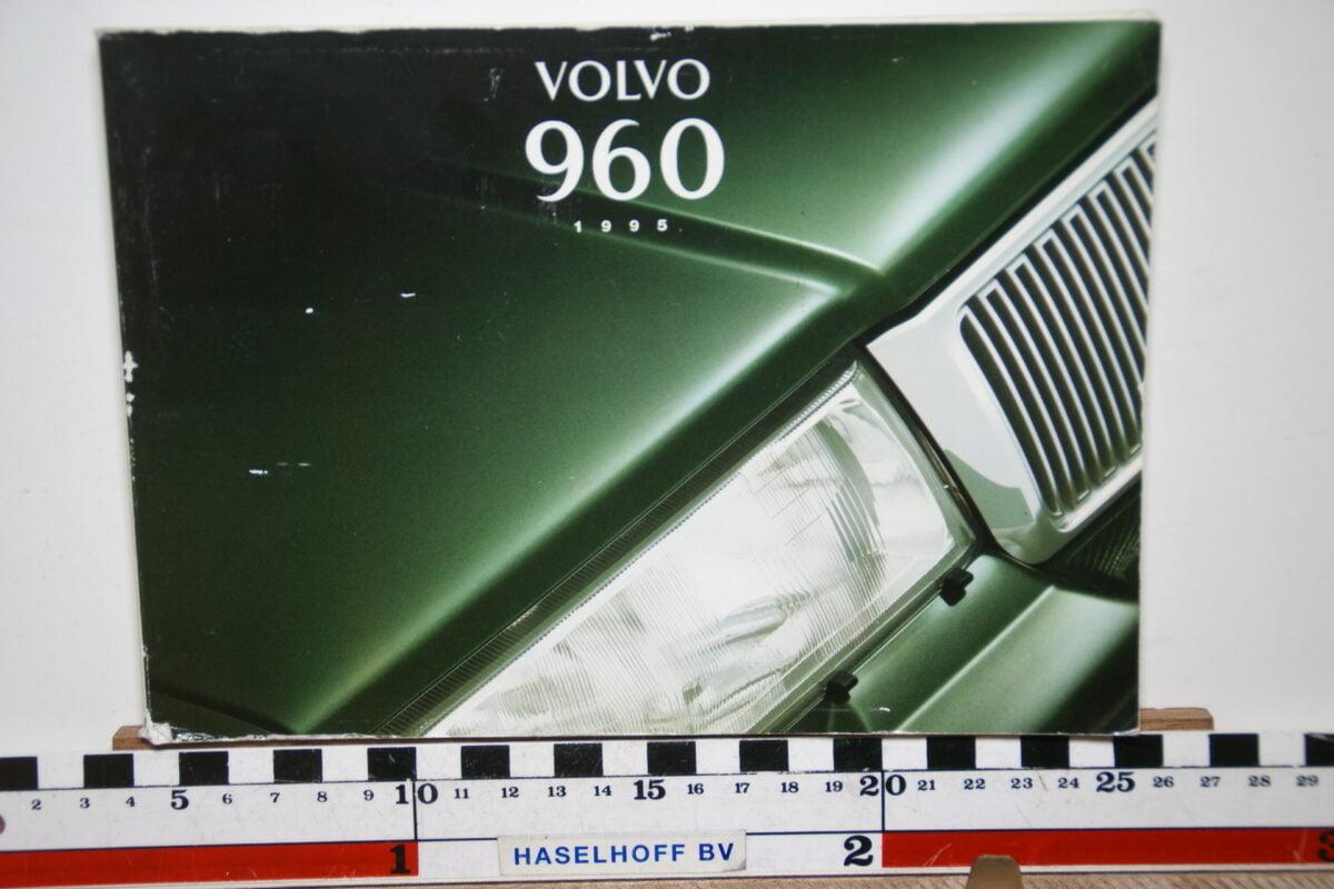 DSC02559 1995 instructieboekje Volvo 960 TP3612.1 1 van 2000