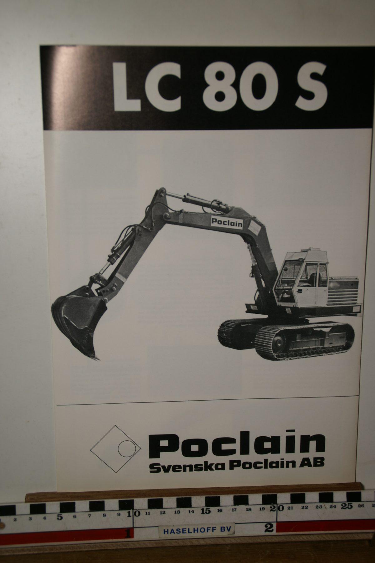 DSC02569 1973 brochure Poclain LC80S