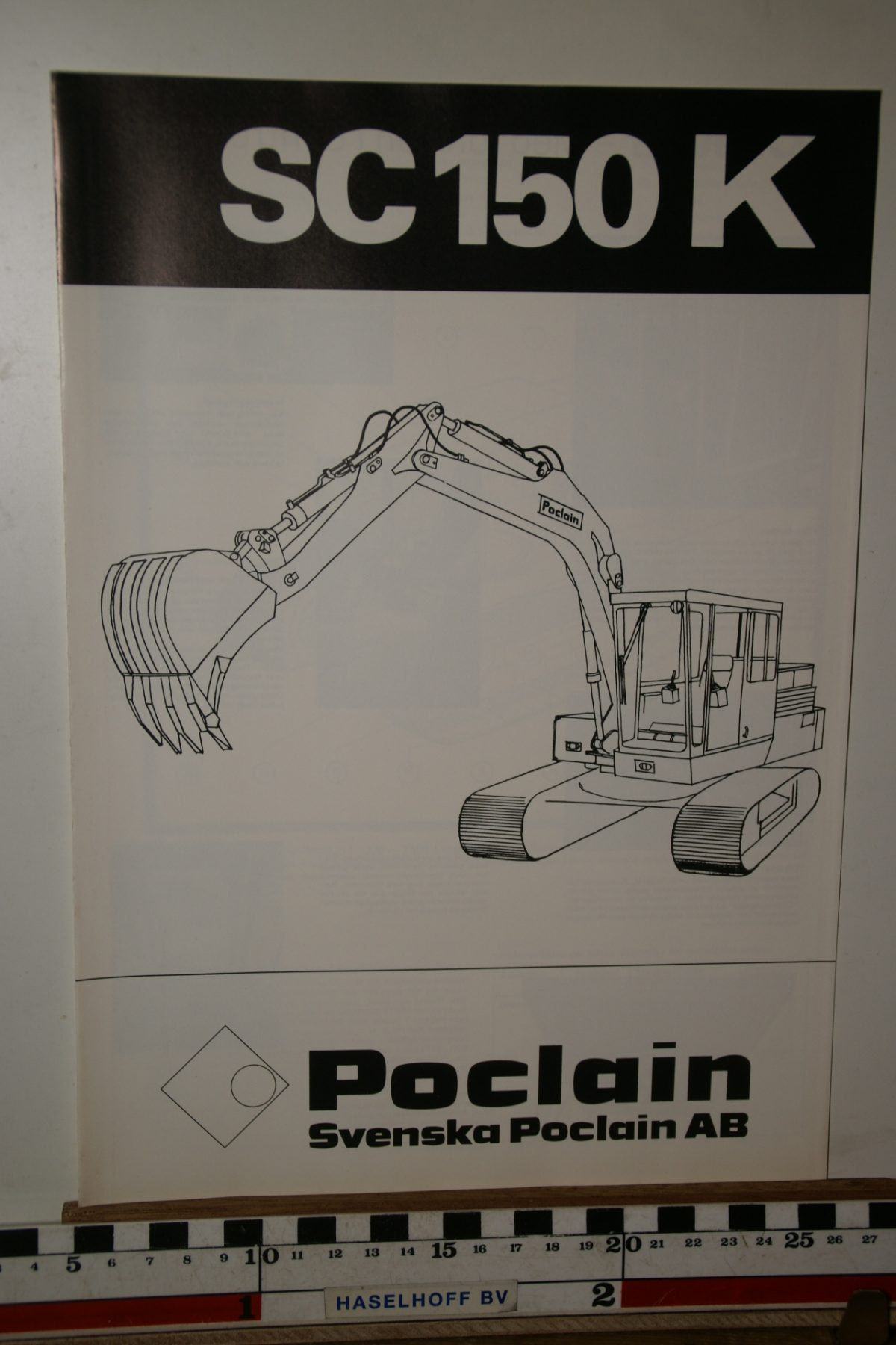 DSC02588 1973 brochure Poclain SC150K