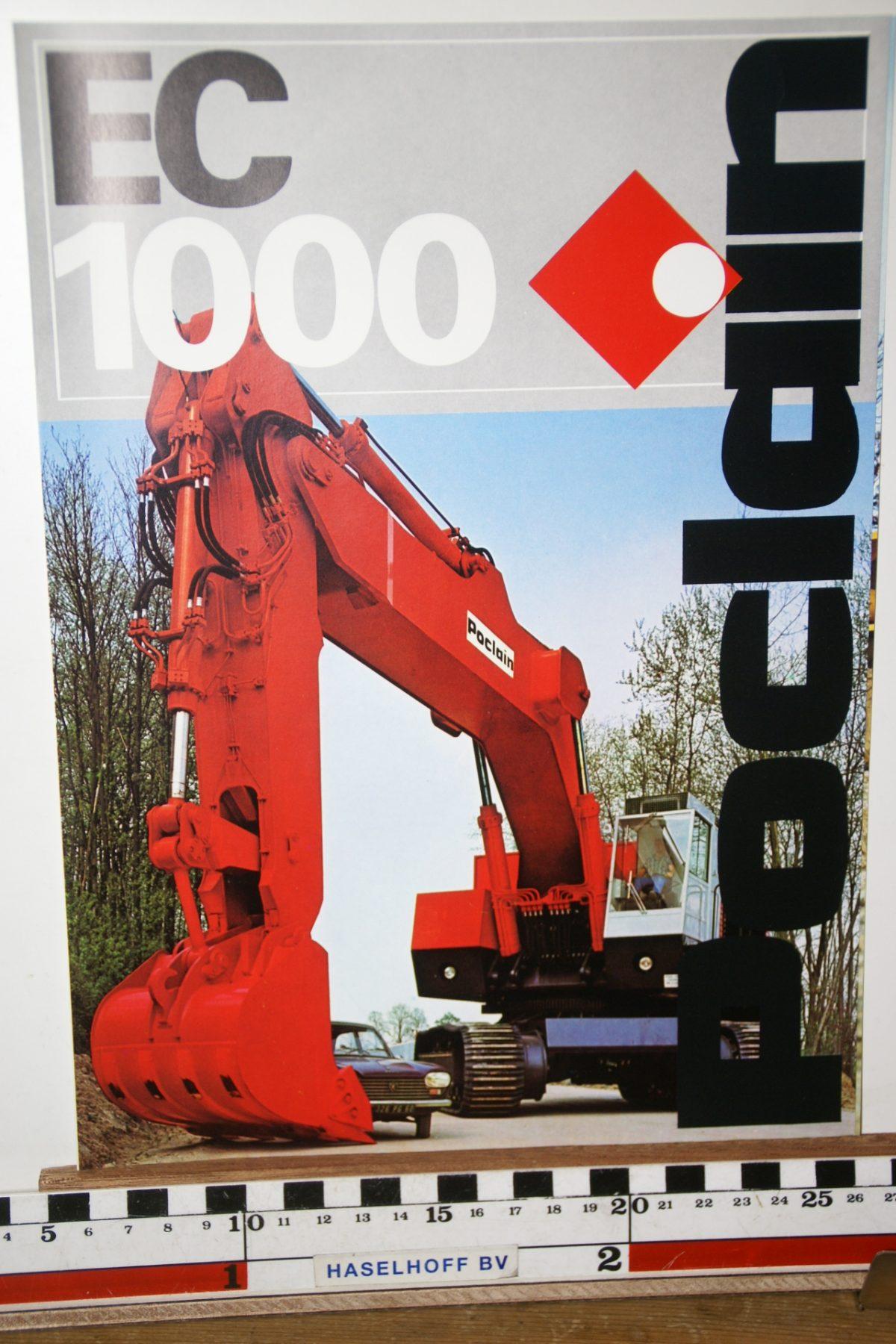 DSC02594 1973 brochure Poclain EC1000 205