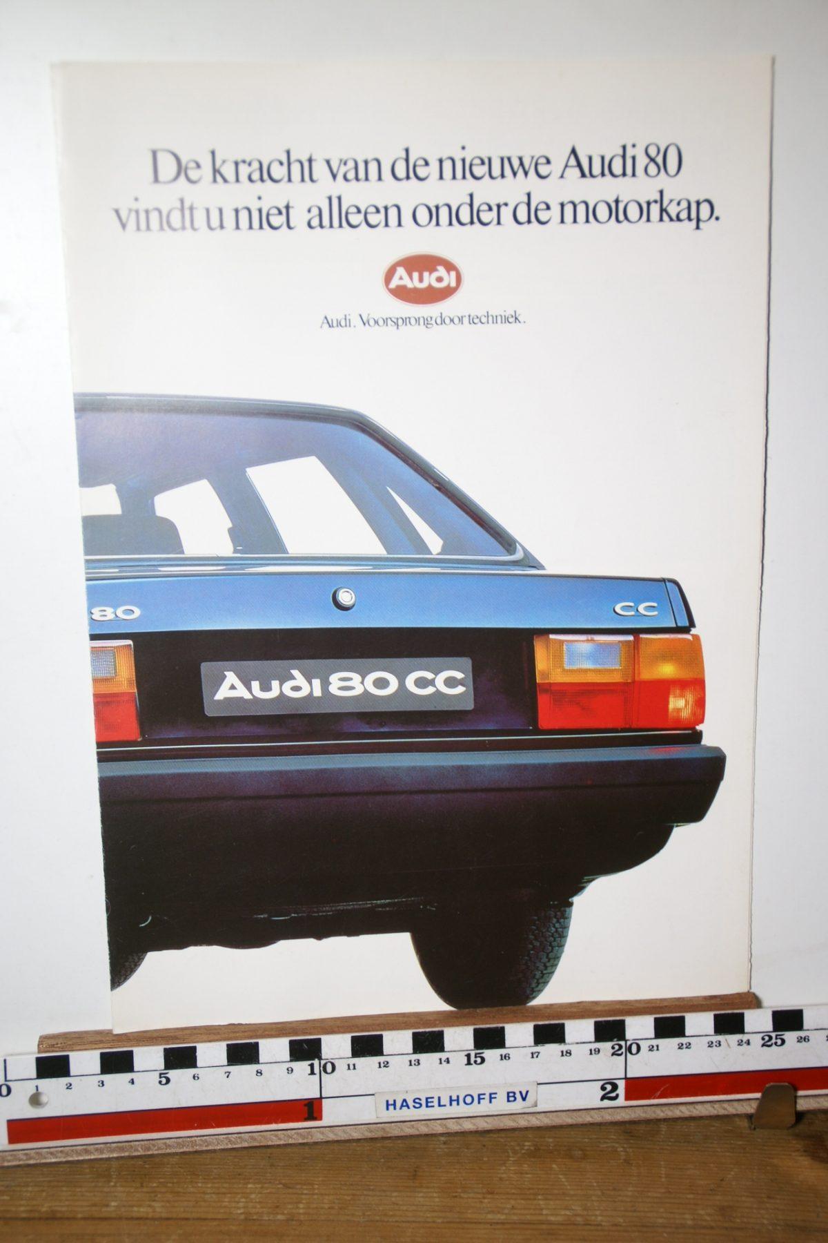 DSC02606 1984 brochure Audi 80 2355