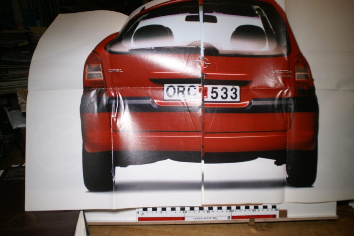 DSC02633 ca 1990 brochure Opel Vektra