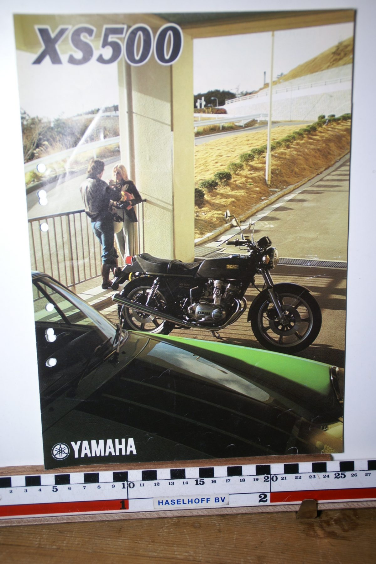 DSC02644 ca 1977 brochure Yamaha XS500 032053