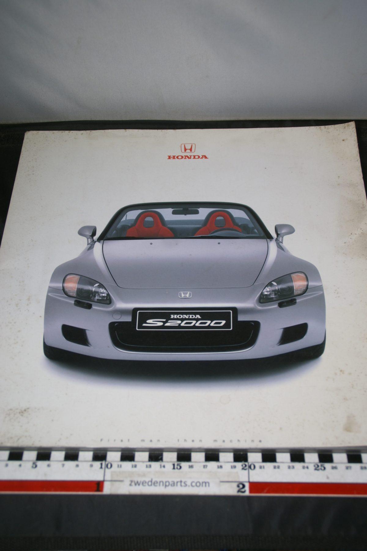 DSC04671 000601 Persmap Honda S2000