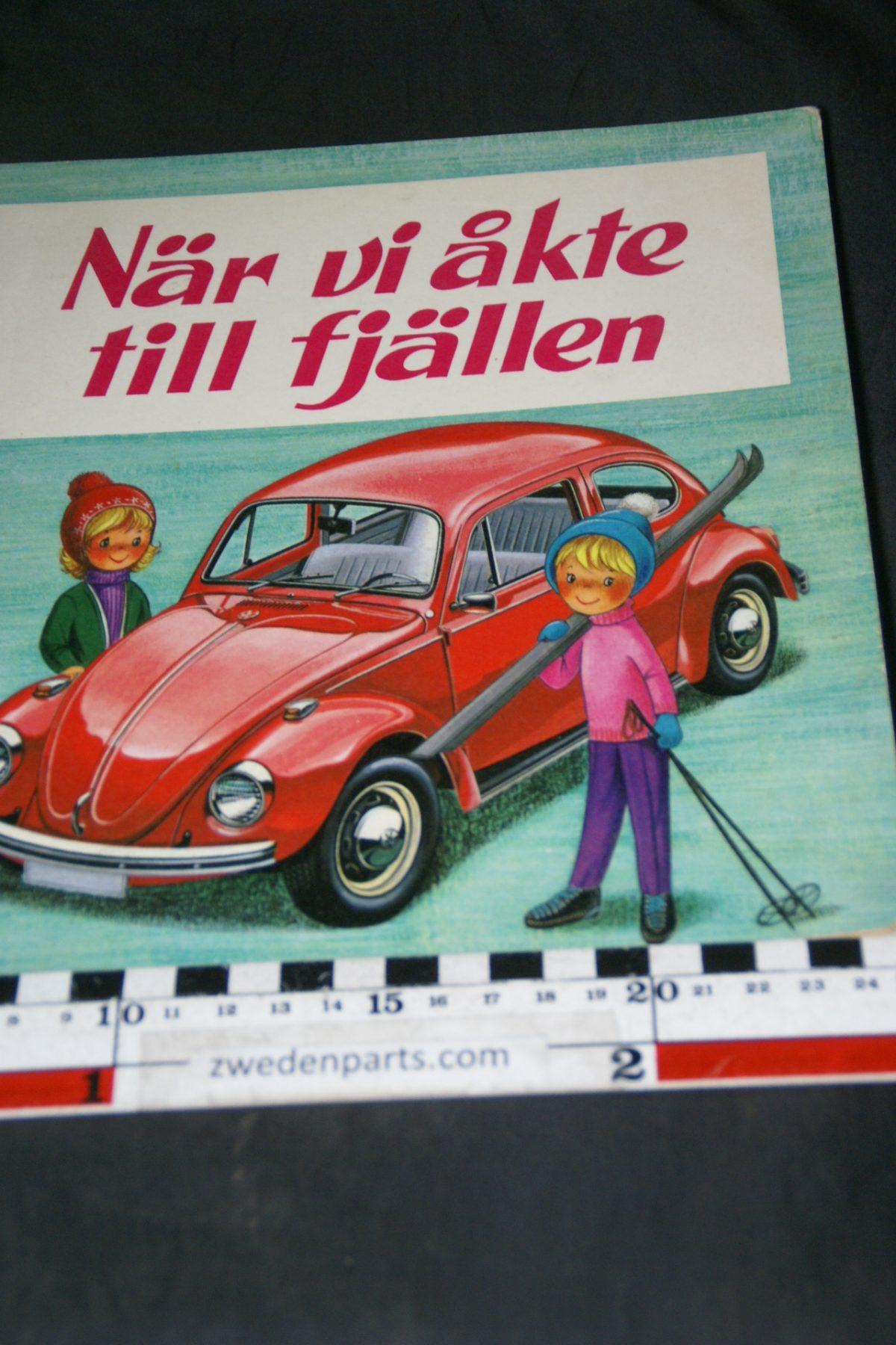 DSC04683 boek När vi åkte till fjällen met VW kever Svenskt