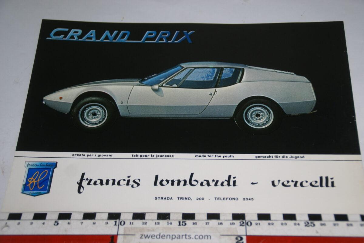 DSC04884  Lombardi Grand Prix brochure