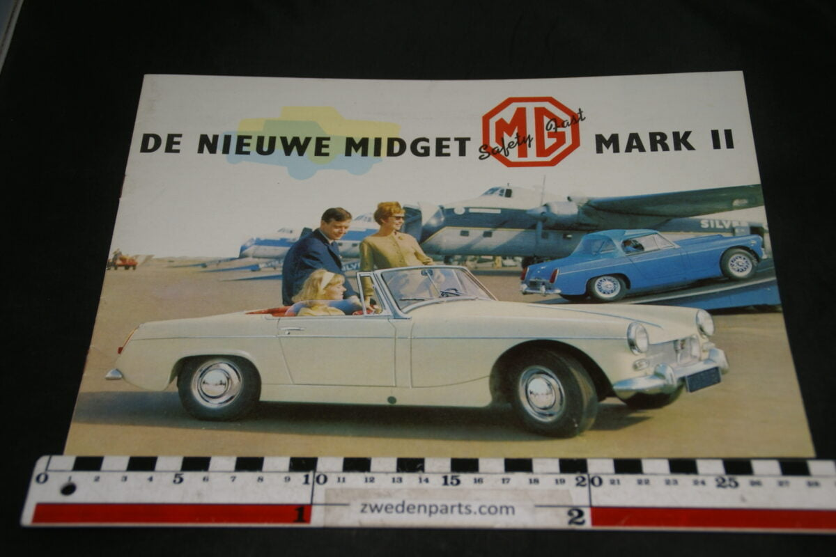 DSC04910 MG Midget Mark II brochure