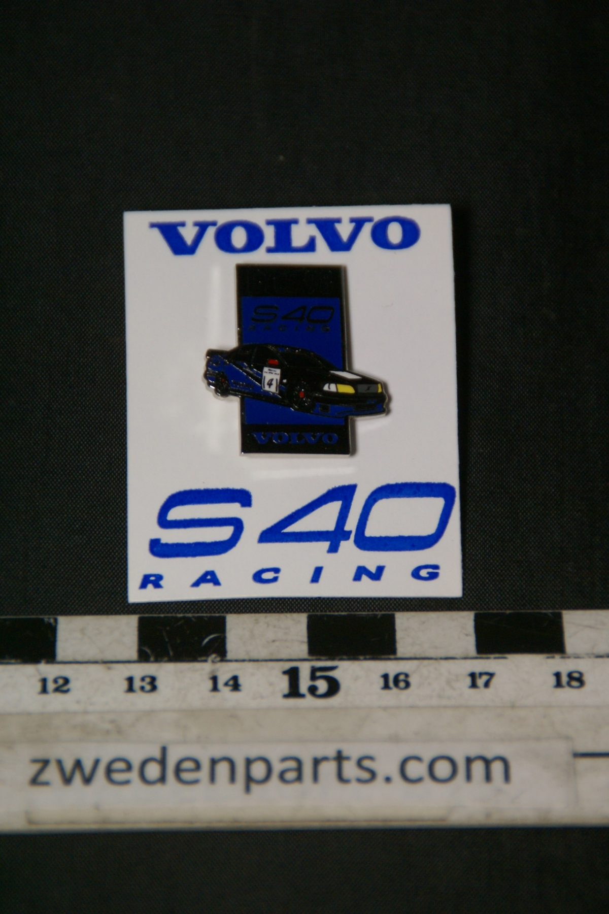 DSC04178 pin Volvo S40 Racing Mint