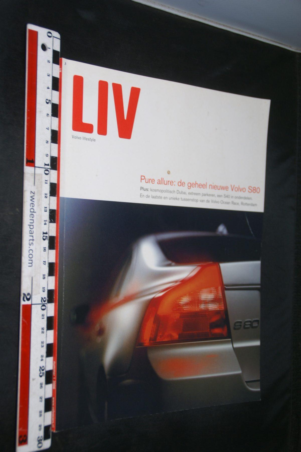 DSC04184 tijdschrift LIV Volvo S80