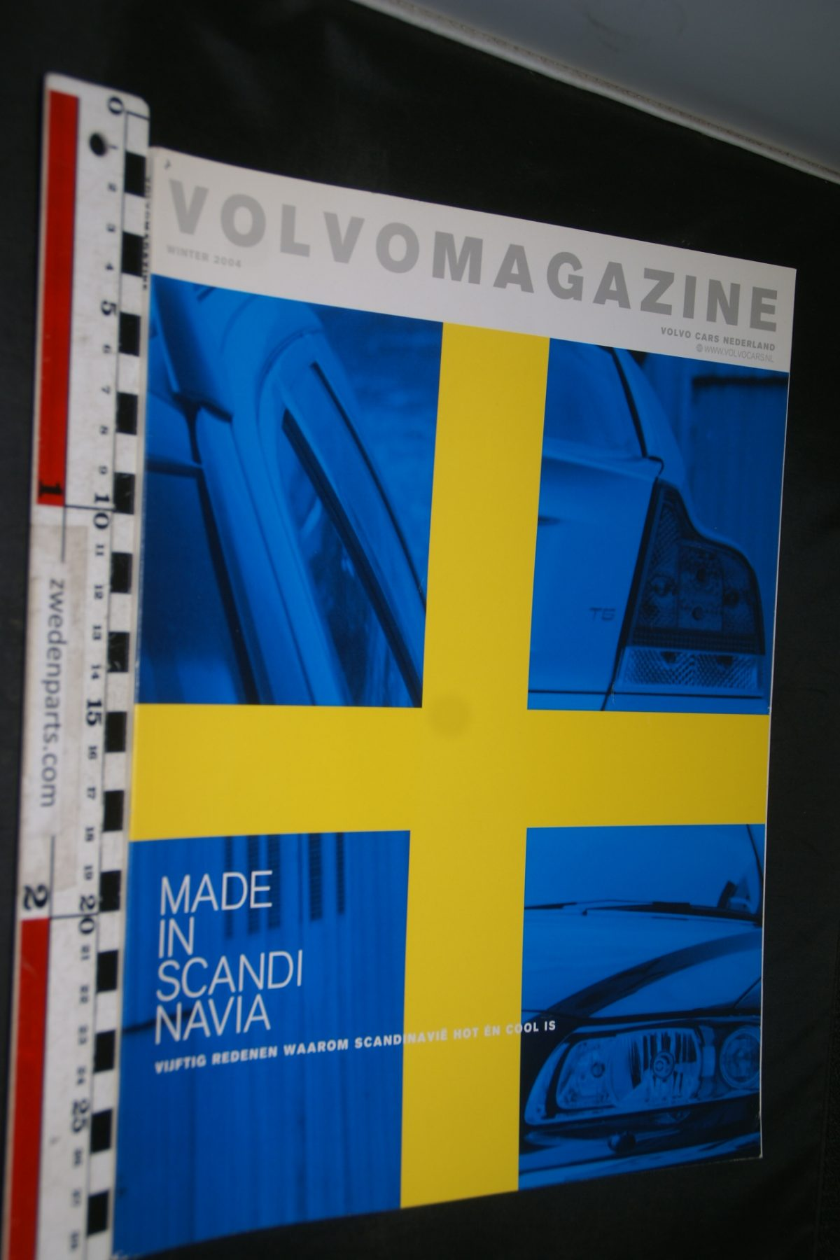 DSC04192 2004 winter tijdschrift Volvomagazine Scandinavia