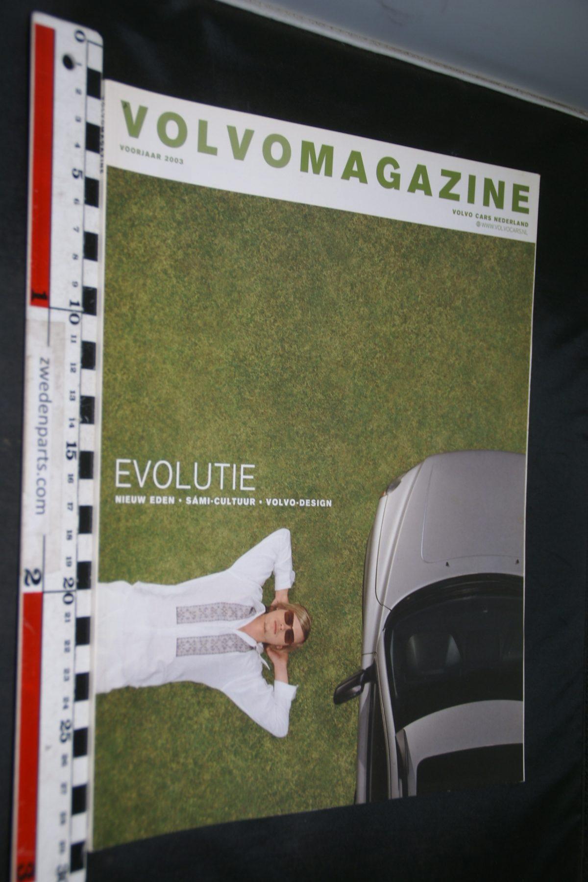 DSC04200 2003 voorjaar tijdschrift Volvomagazine evolutie