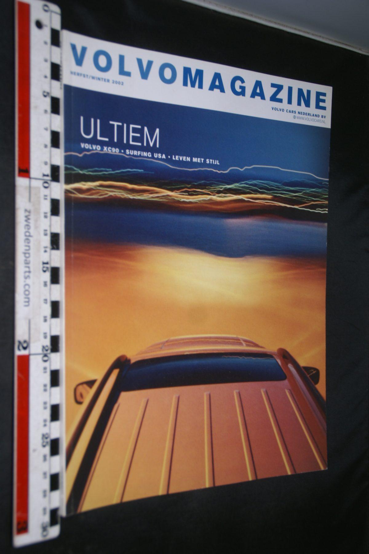 DSC04202 2002 winter tijdschrift Volvomagazine ultiem