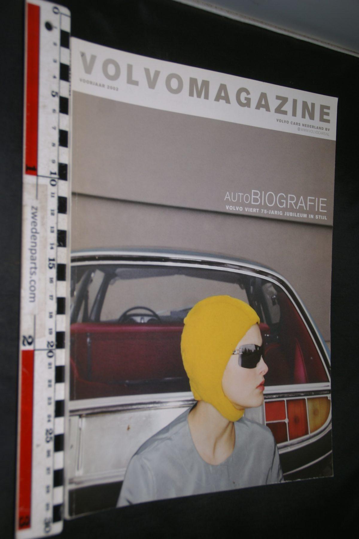 DSC04204 2002 voorjaar tijdschrift Volvomagazine 75 jaar jubileum