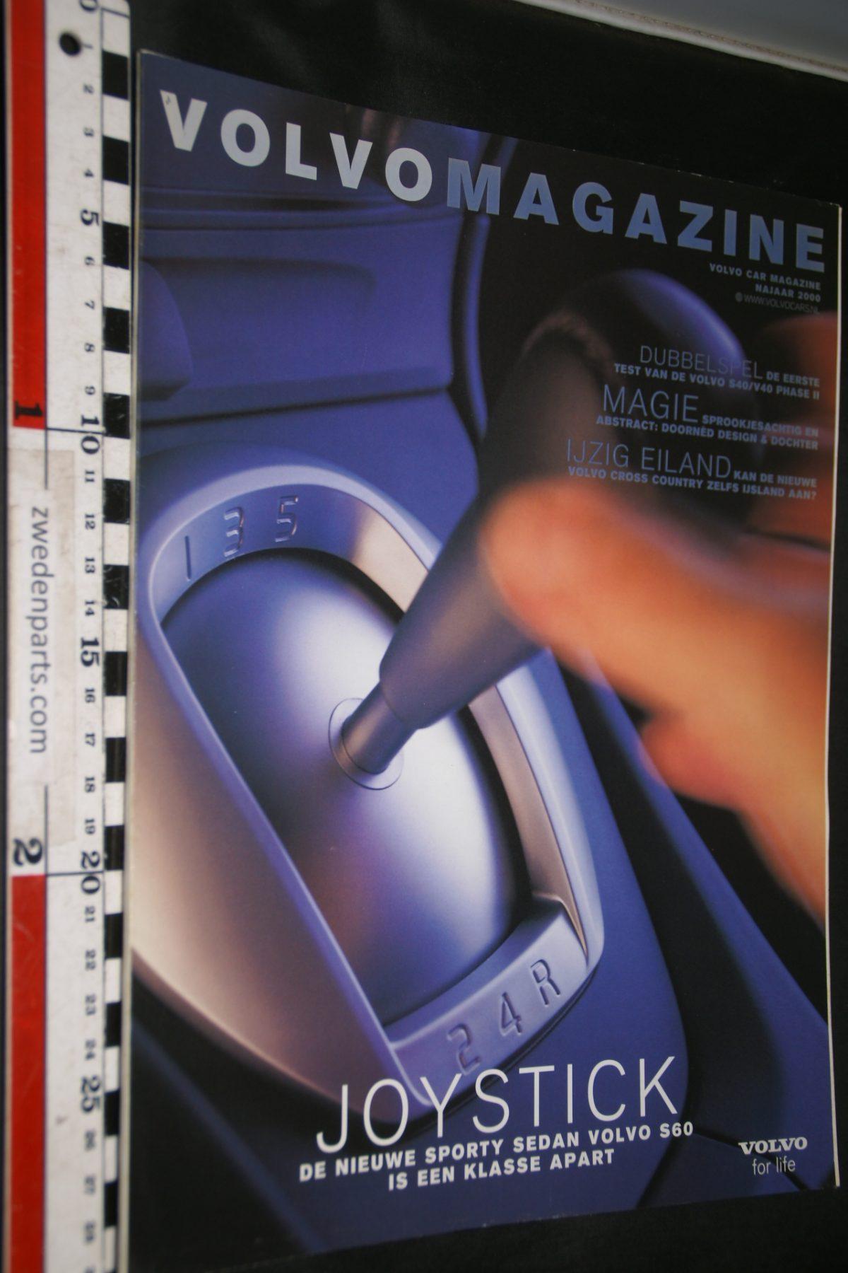 DSC04208 2000 najaar tijdschrift Volvomagazine S60