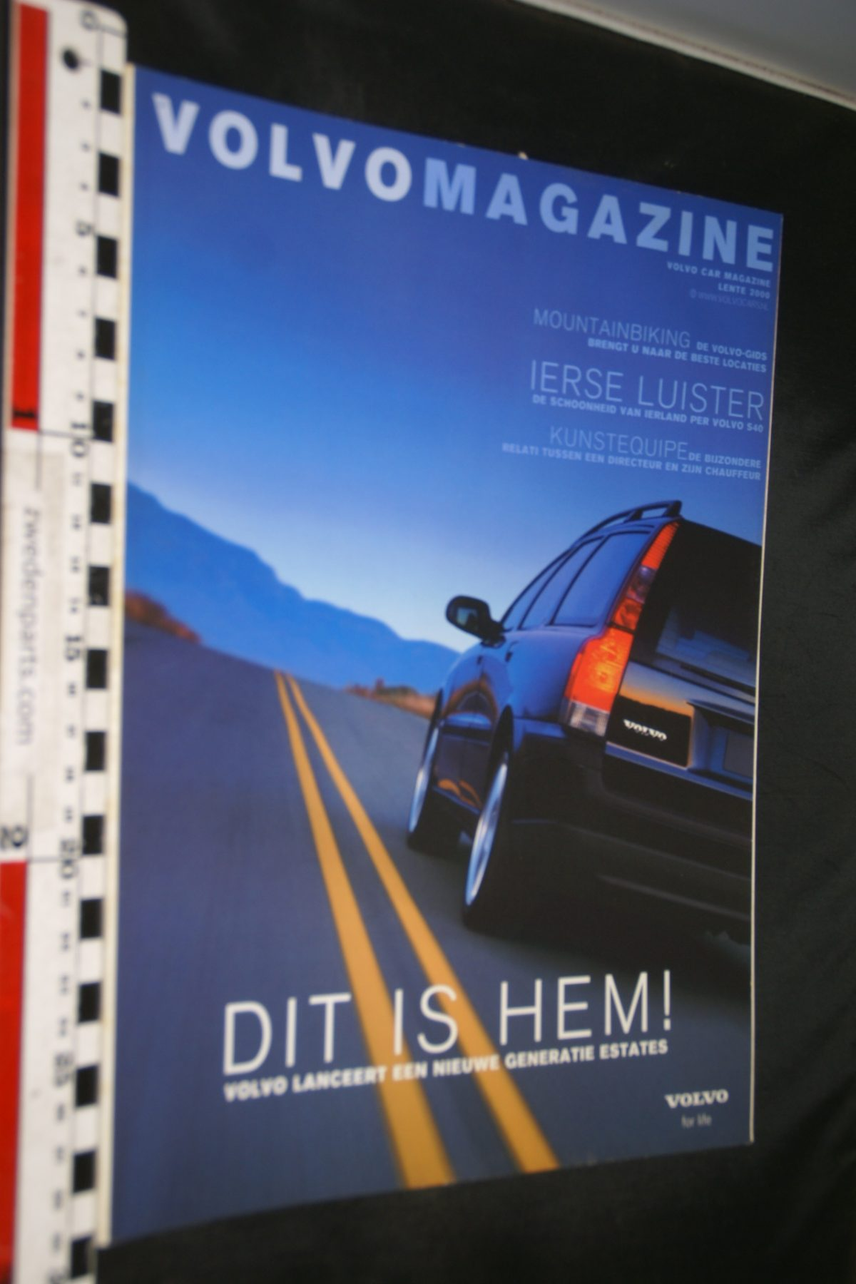 DSC04212 2000 lente tijdschrift Volvomagazine de nieuwe estates
