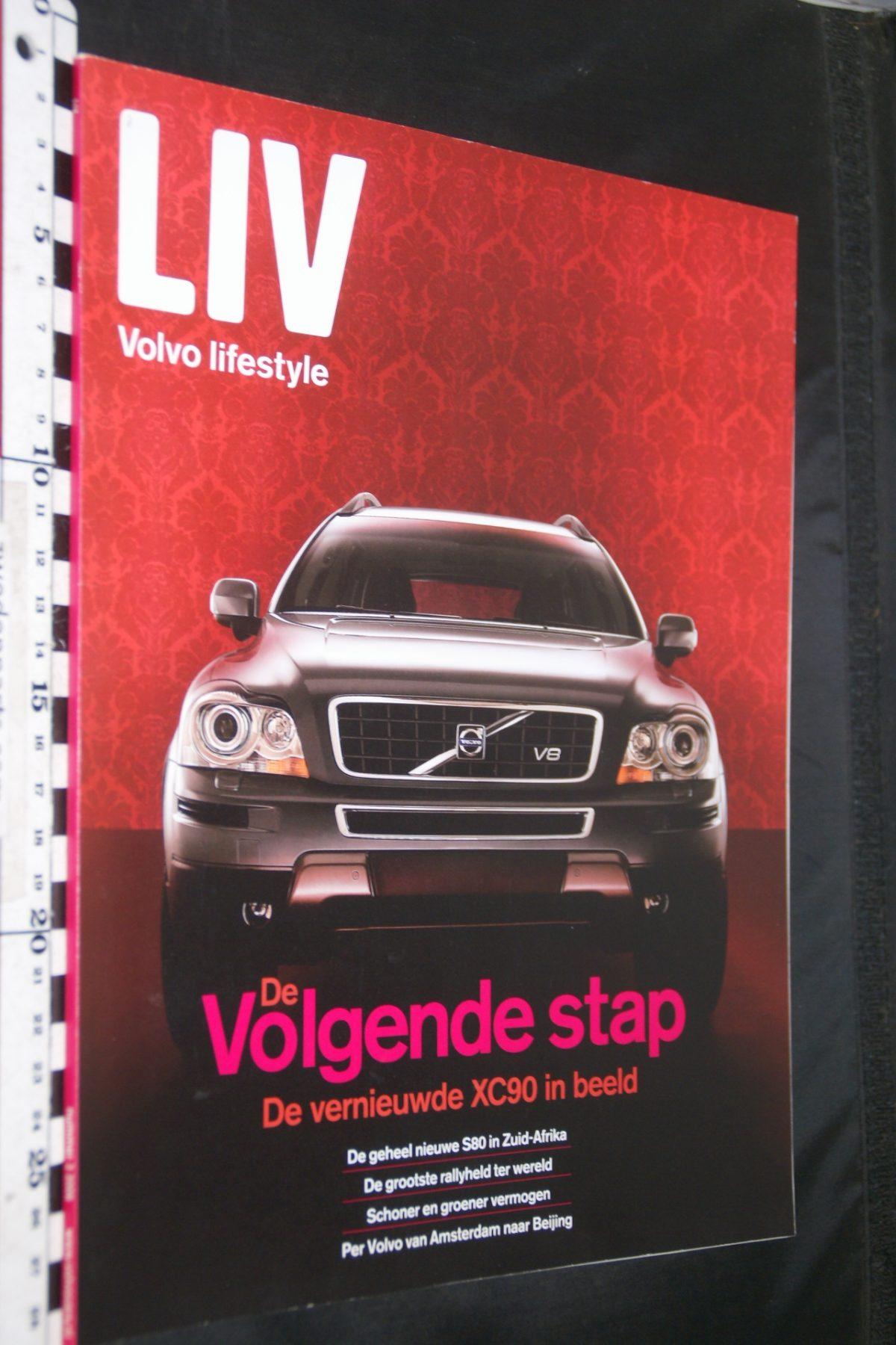 DSC04218  tijdschrift Volvo LIV XC90