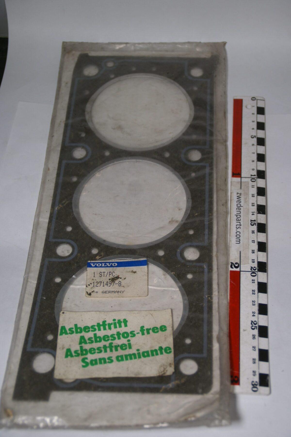 DSC05076 Volvo V6 260 760 960 cylinderkoppakking NOS 1271497