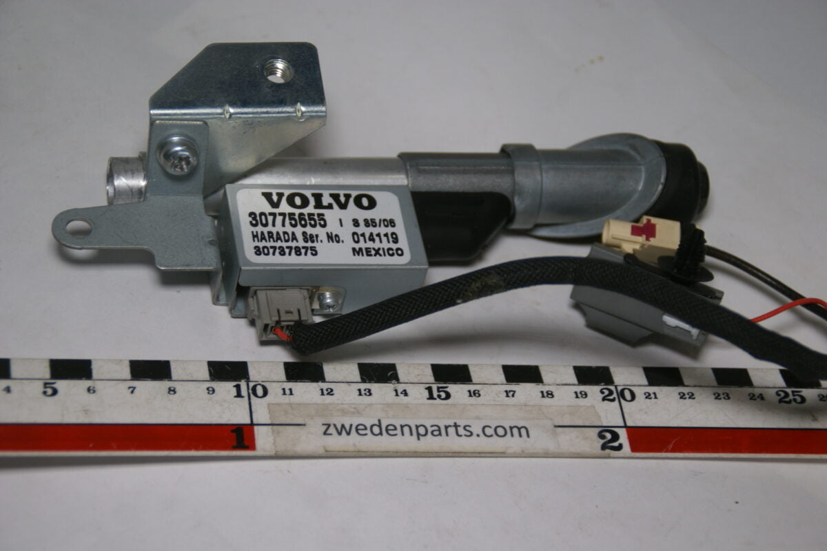 DSC05085 Volvo C70 convertible antennevoet NOS80 30775655
