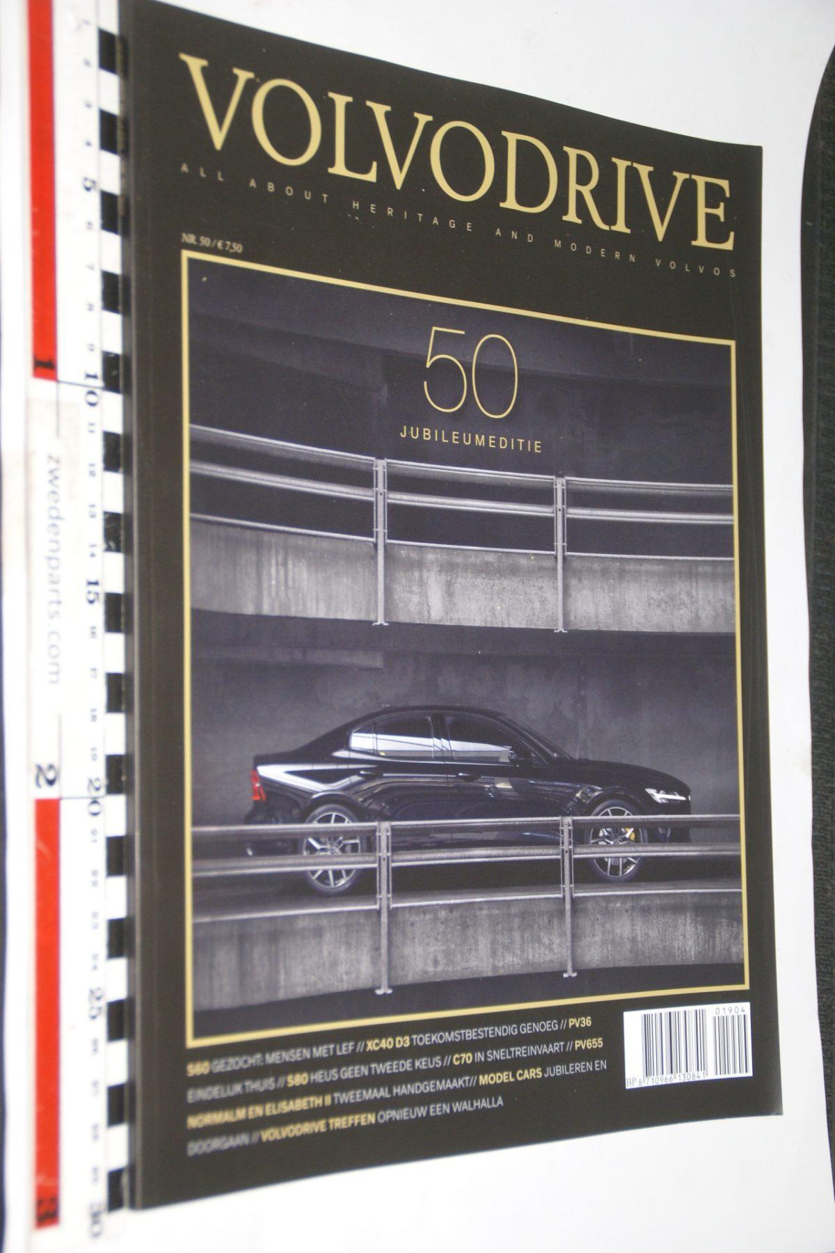 DSC05095 2019 tijdschrift Volvodrive nr 50